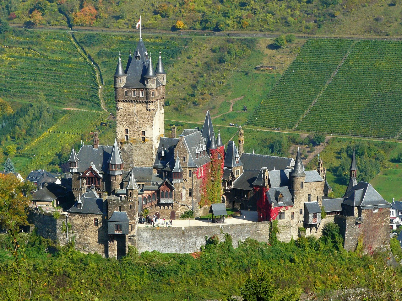 Blog im Mittelpunkt – my Blog is my castle